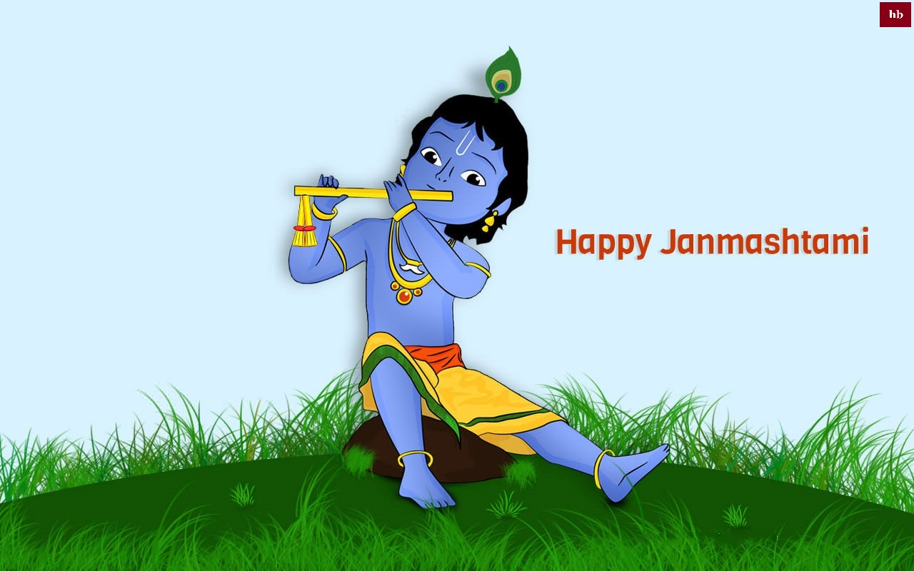 Krishna_janmashtami_4K_Wallpapers