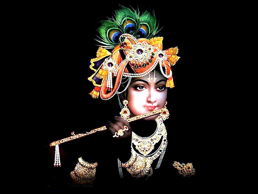 god krishna images