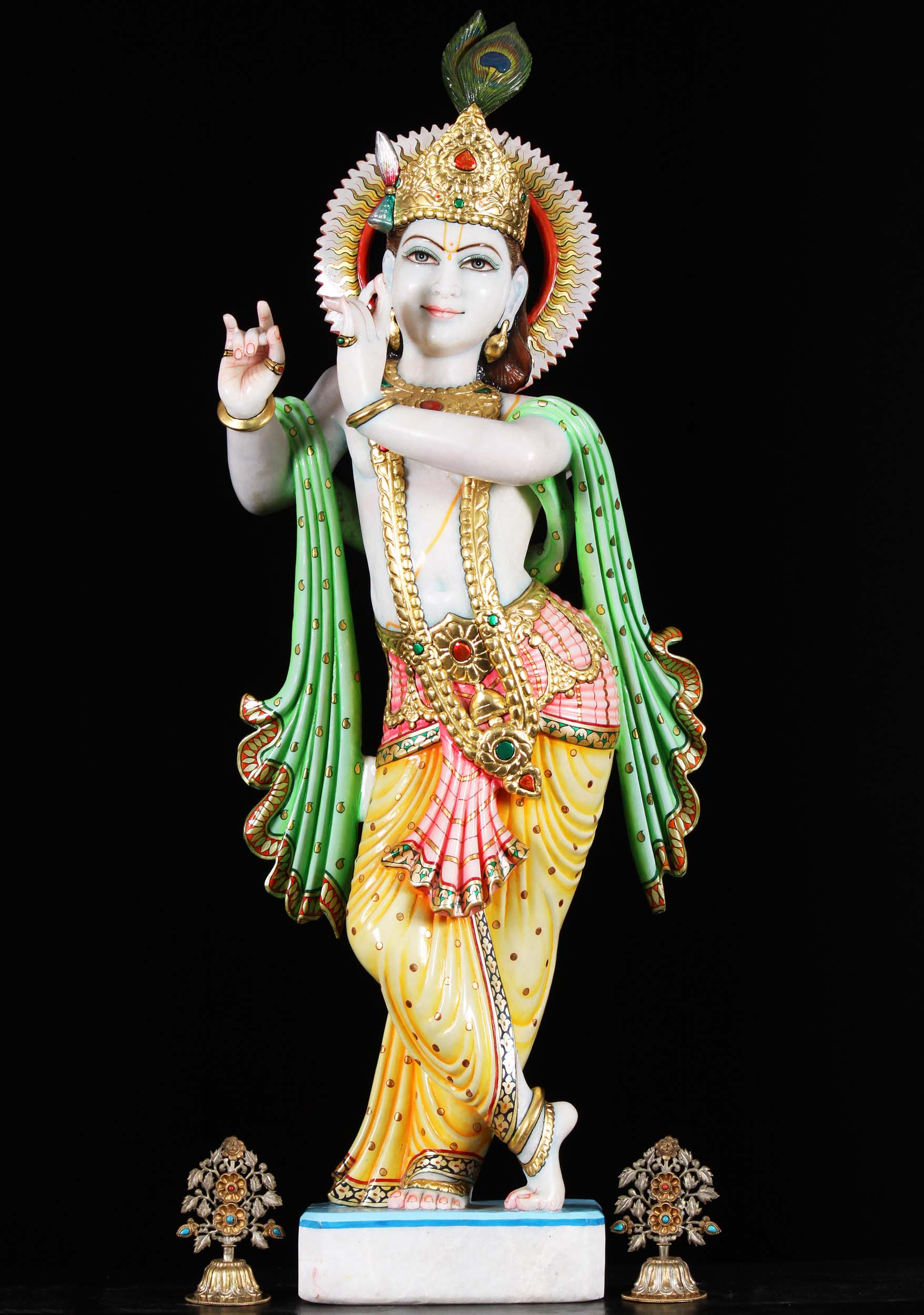 lord krishna full hd pics