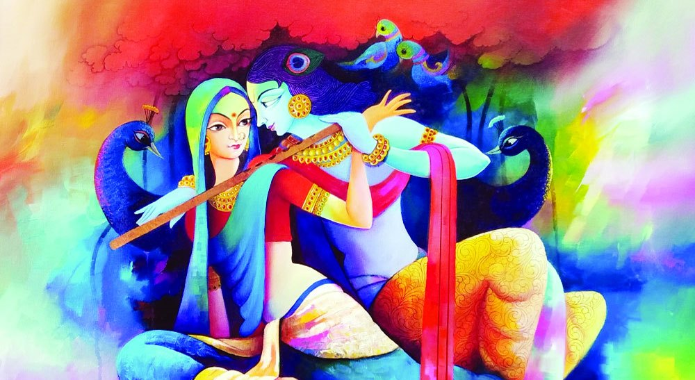lord_krishna_painting