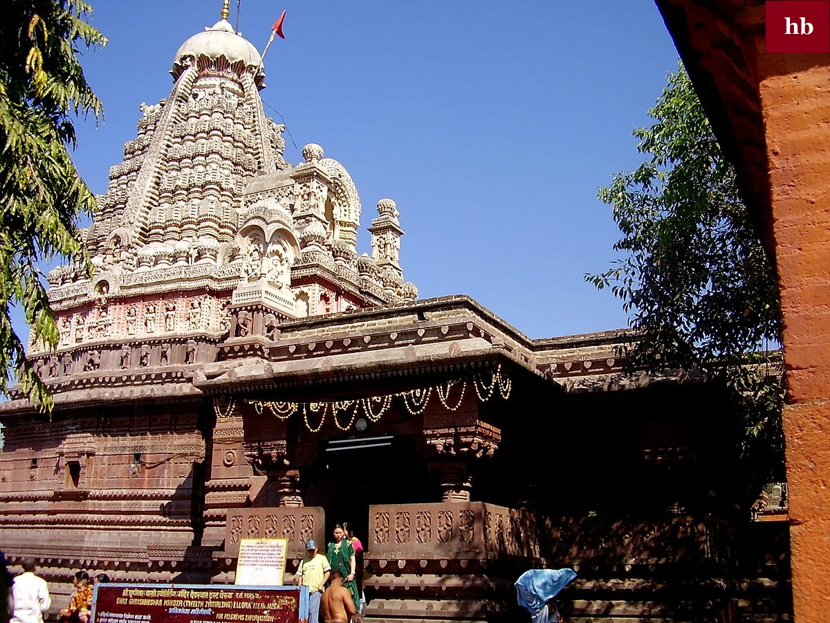 Grishneshwar_Jyotirlinga_temple