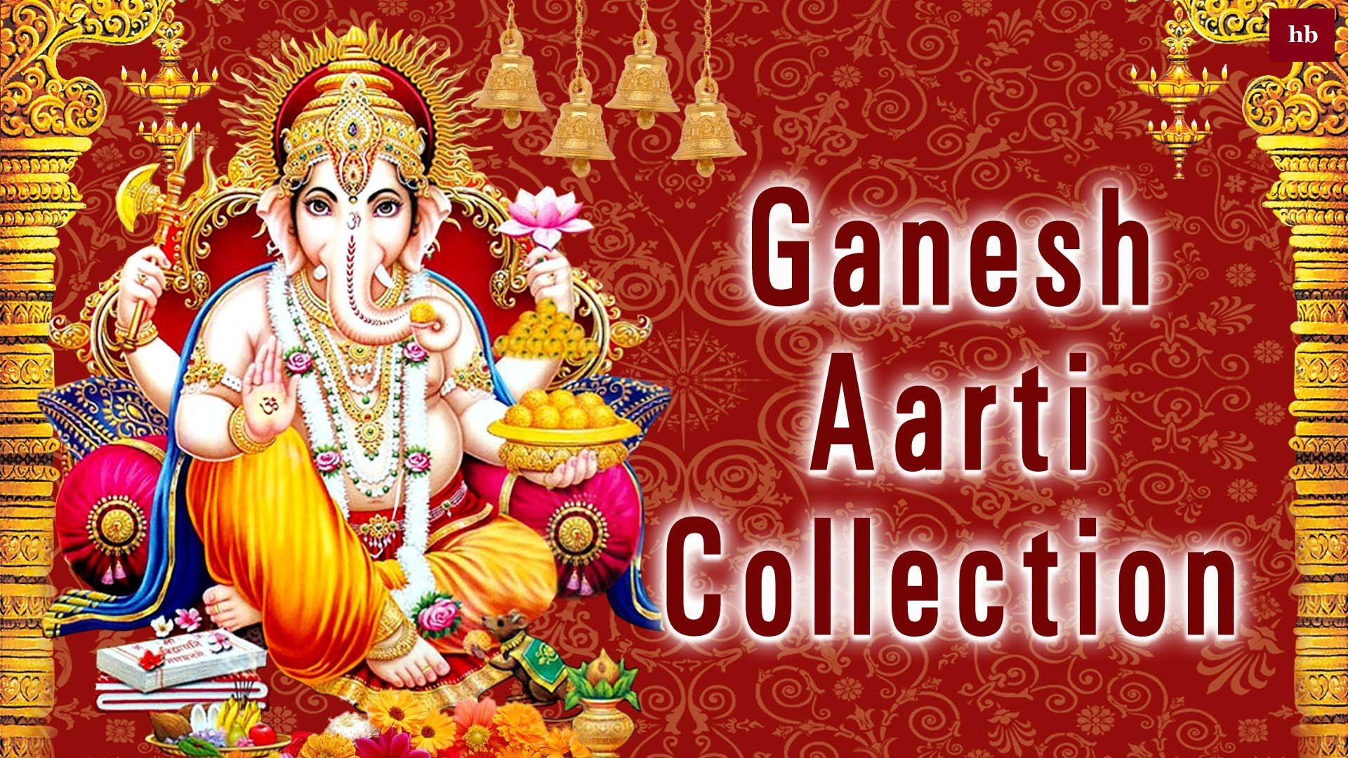 lord Ganesha aarti in english
